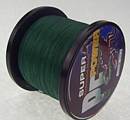 New Fighter Brand Multifilament PE Braided Fishing Line Carp 1000m Super Strong 4 Stands 30/40/45/50lb