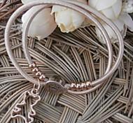Fashion Hollow Out Little Bear Plastic Charm Bracelet(1pc)