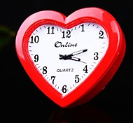 Love Plastic Alarm Clock