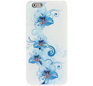 Flower Design Soft Case for iPhone 6