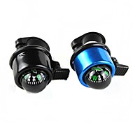 Bicycle Bell w/ Compass (2 PCS)