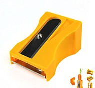 Convenient Pencil Sharpener Style Carrot Planing Tool