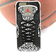 Air Jordan Sneakers Design Part I Tpu Soft Case for iPhone 6 Plus(Assorted Colors)