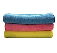 Car Buddy®Microfiber Towel for Car Cleaning Set of 3 pcs