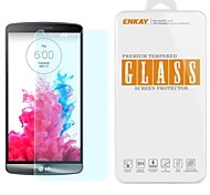 ENKAY 0.26mm 9H 2.5D Explosion-Proof Tempered Glass Screen Protector for LG G3 mini