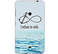 I Refuse to Sink Design Hard Case for Nokia N625