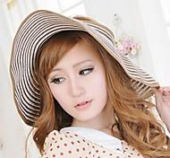 Women Straw Straw Hat , Casual All Seasons