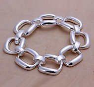 Fashion Exquisite Silver Plated Bracelet