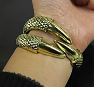 Punk Personality Zinc Alloy Bracelet (Gold,Silver, Bronze)