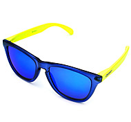 Sunglasses Men / Women / Unisex's Classic / Retro/Vintage / Sports / Polarized Hiking Blue Sunglasses Full-Rim