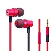 bayasolo 569 cable plano In-Ear auriculares con micrófono para iPod / iPod / phone / mp3