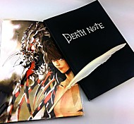 Altri accessori Ispirato da Death Note Cosplay Anime Accessori Cosplay Altri accessori Nero Carta Uomo / Donna
