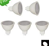Lâmpadas de Foco (Branco Quente GU5.3 - 9 W- MR16 810 lm- DC 12/AC 12