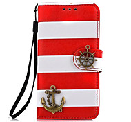 Fashion PU Leather Age of Wind Full Body Case with Stand for Samsung Galaxy S5 Mini (Assorted Colors)