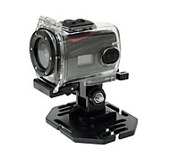 RICH HD SPORTS CAMERA 720P HD 30 FPS  120°WIDE ANGLE LENS SUPPORT 3 METERS WATERPROOF