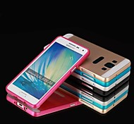 Metal Frame with Plastic Back Cases for Galaxy A5000(Assorted Colors)