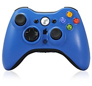 draadloze afstandsbediening shock game controller console voor Microsoft Xbox 360 groothandel