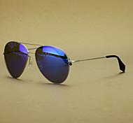 Polarized Men's flyer Alloy Retro Sunglasses
