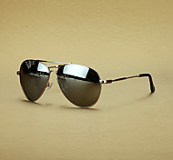 Polarized Aviator Alloy Retro Sunglasses