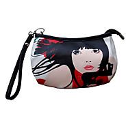 moderne Dame kosmetische Tasche