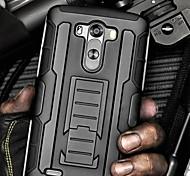 armadura resistência cinta de aperto queda jaqueta protetora com suporte e clipe para LG g3