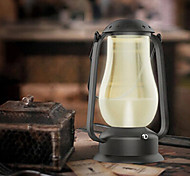 5W Pastoral Style Energy Saving Bedsides Lamp 220V
