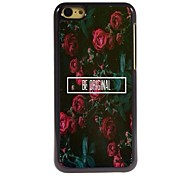 Be Original Design Aluminum Case for iPhone 5C