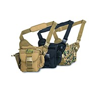 Jungleman®  Military Tactical Camping Bag, Pouch Shoulder Bag EDC Every Day Carry