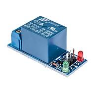 Modulo scheda di espansione relè 5v basso livello 1 canale triger per arduino pic avr