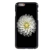 White Lotus Design Aluminium Hard Case for iPhone 6