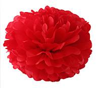 Poeny Paper Flower Ball,2pcs/bag