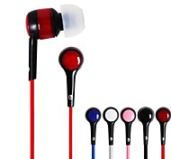 BEBONCOOL™  Universal Earphone for iPhone /Tablet/Computer,Headset with  Stereo compatible(Assorted Colors)