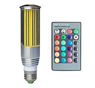 3W E26/E27 LED Kugelbirnen 1 High Power LED 100 lm RGB AC 100-240 V