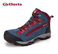 Clorts New 2014Outdoor Men's Camping Climbing Shoes Ankle Hiking Shoes Waterproof Breathable Sports Shoes 3B018A/B