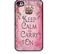 Carry ON Design  Aluminum Case for iPhone 4/4S