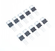 L7810 TO-220 Voltage Regulator IC Transistor L7810CV (10PCS)