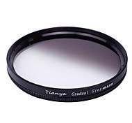 TIANYA 40.5mm Circular Graduated Grey Filter for Sony A5100 A6000 A5000 NEX-5T 5TL NEX5R QX1 16-50mm Lens