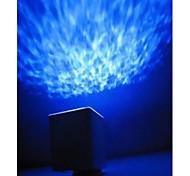 Water Proof Projector Pot Relaxing Ocean Led Night Light Ocean Waves Projector Lamp with Speaker