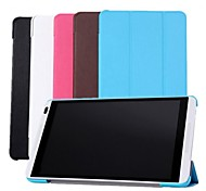 "Leather Stand Tablet Case Cover for Huawei MediaPad M1 8"" S8-301u/w S8-303L Tablet"