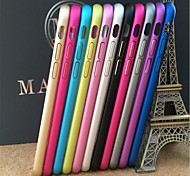 Ultra Thin Metal Bumper Case for iPhone 6 (Assorted Colors)