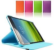 Hirse Tablet-Taschen 360 Grad drehen Fällen ultradünne intelligente Ruhe Schutz shel