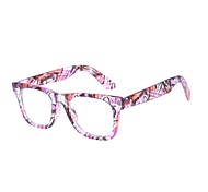 [Frame Only] PC Hiking Full-Rim Retro Eyeglasses