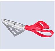 """fendue Pizza Pizza Kitchen coupe ciseaux de type couteau à pizza à pizza ciseaux en acier inoxydable 10,8 """"* 3.5"""" * 5.5 """""""