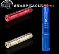 SHARP EAGLE/ZQ-LA-03 Green Laser Pointer(5mw.532nm.1x18650.Multi-Colored)