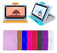 """Kunstleder stehen aufklappbaren Gehäuse mit Magnetverschluss für 7 """"Tablet PC universal (farblich sortiert)"""