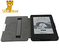 Shy Bear™ Leather Cover Case for Amaozn Kindle 7th Generation 2014 with Hand Holder