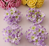 Eight Light Purple Hyfrangeas Decorative Wedding Flowers
