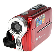 HD 720P 5MP 16x Zoom DIGITAL VIDEO CAMERA CAMCORDER DV Red