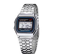 Relógio Militar (LED/Calendário) - Analógico-Digital - Quartz
