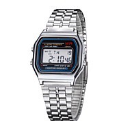 Orologio militare - Per uomo - Quarzo - Analogico-digitale - LED/Calendario